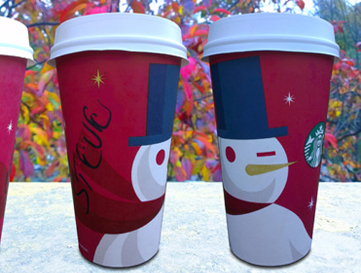 2012 Red Cup Design