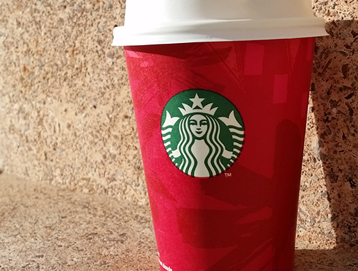 Starbucks Christmas Drinks Menu | Countdown To Red Cups 2017