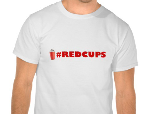 #RedCups T-Shirt
